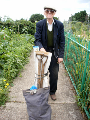 Folkstone Road Allotment Holder